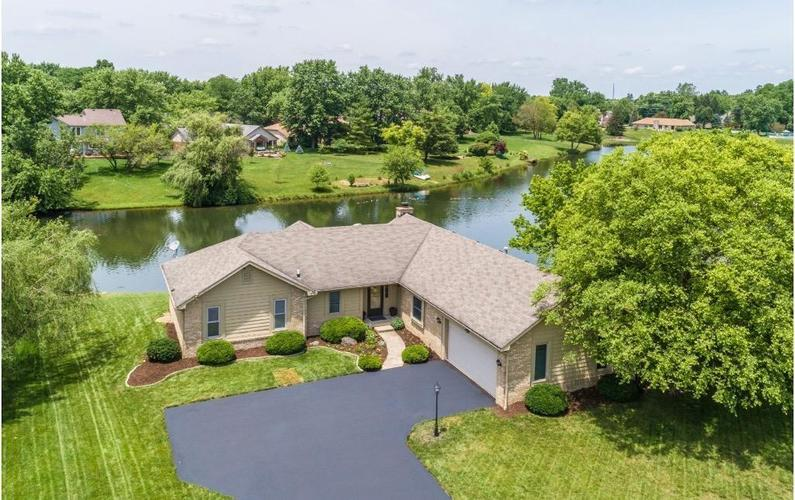 8026  Bayview Point Indianapolis, IN 46256 | MLS 21649776