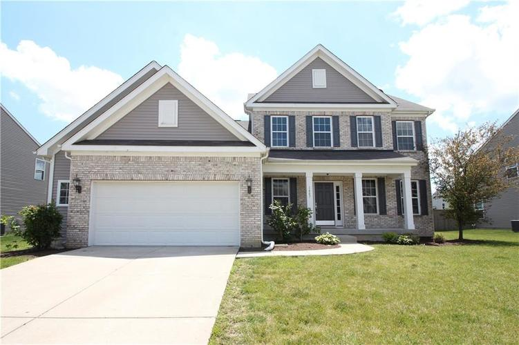 1487  Hession Drive Brownsburg, IN 46112 | MLS 21649789