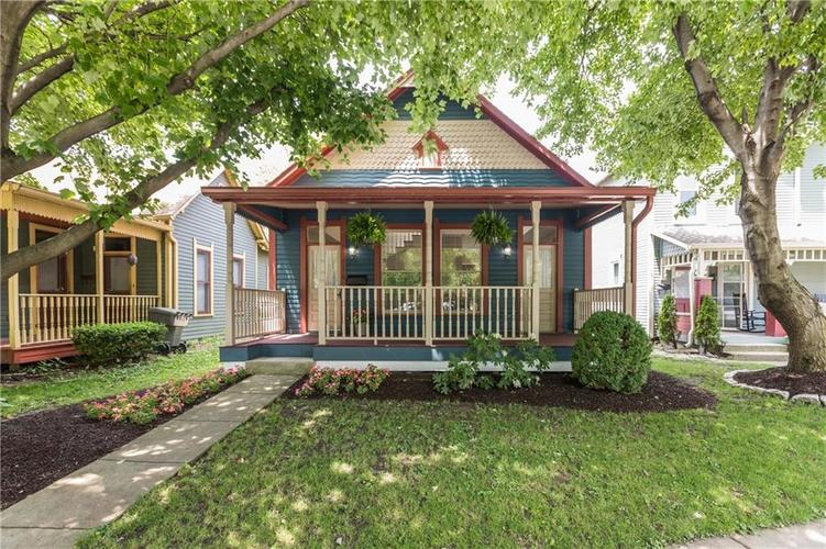 910  Fayette Street Indianapolis, IN 46202 | MLS 21649817