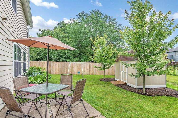 11467 Geist Woods Drive Indianapolis, IN 46236 | MLS 21649824 | photo 36