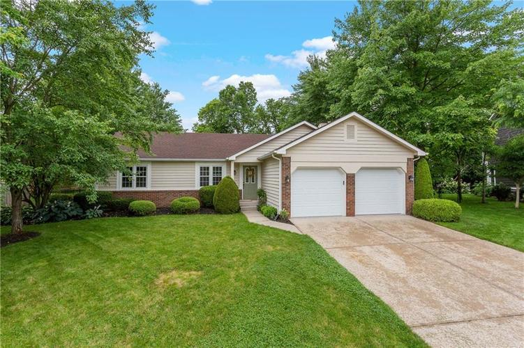 7656  Geist Estates Drive Indianapolis, IN 46236 | MLS 21649874