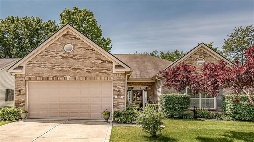 6917  Willow Pond Drive Noblesville, IN 46062 | MLS 21649879