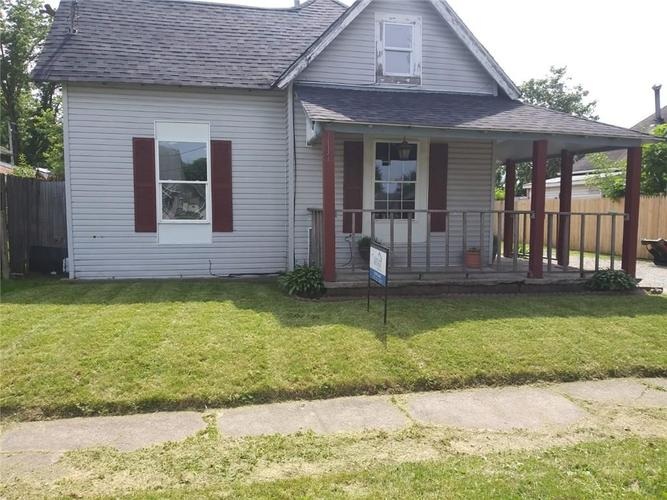 801 Rossville Avenue Frankfort, IN 46041 | MLS 21649892 | photo 1