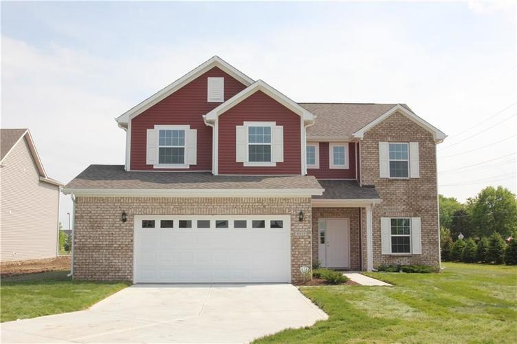 8033  Cagle Mills Trace Avon, IN 46123 | MLS 21649913