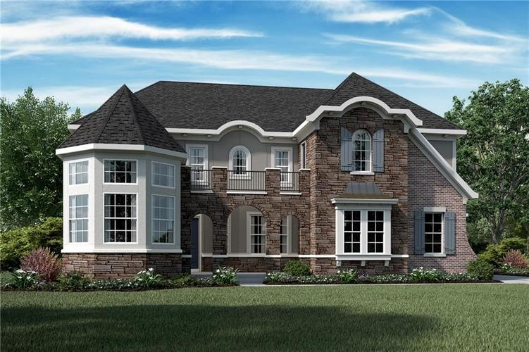4613 Kettering Place Zionsville, IN 46077 | MLS 21649930 | photo 1