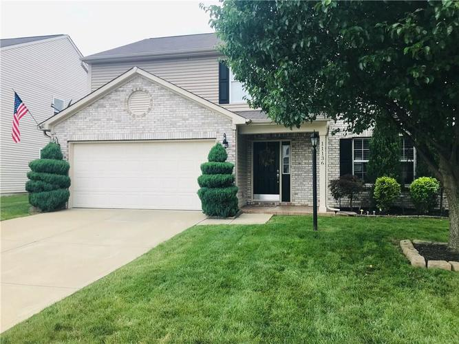 11136  Cool Winds Way Fishers, IN 46037 | MLS 21649931