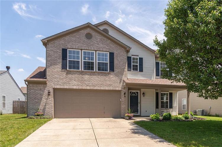 14243  Holly Berry Circle Fishers, IN 46038 | MLS 21650037