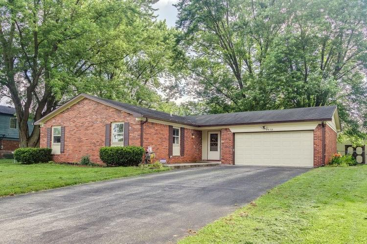 4478 Clifford Road Brownsburg, IN 46112 | MLS 21650076 | photo 1