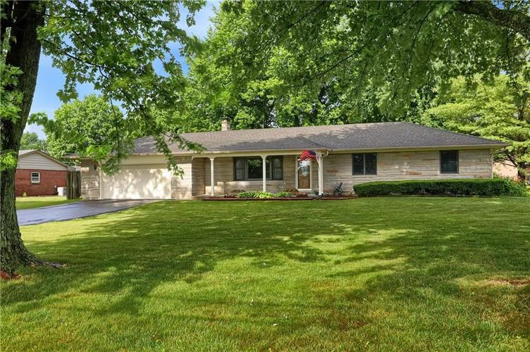 4742 S FRANKLIN Road Indianapolis, IN 46239 | MLS 21650089 | photo 1