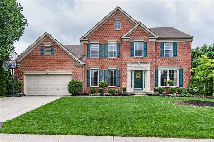10092  Parkshore Drive Fishers, IN 46038 | MLS 21650092