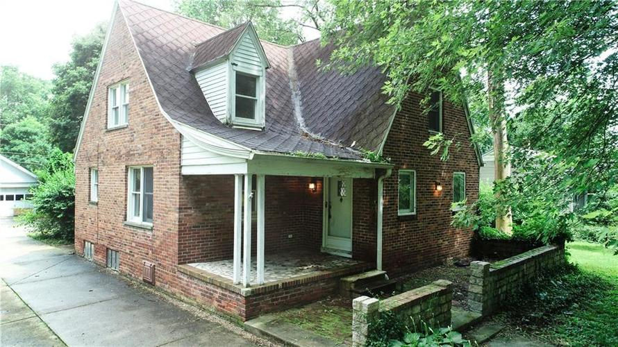 5353 Byram Avenue Indianapolis, IN 46208 | MLS 21650096 | photo 1