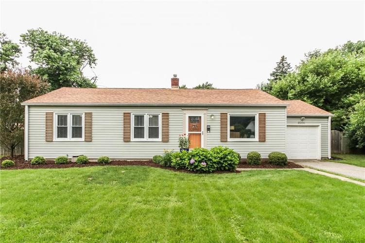 5204  KINGSLEY Drive Indianapolis, IN 46220 | MLS 21650111