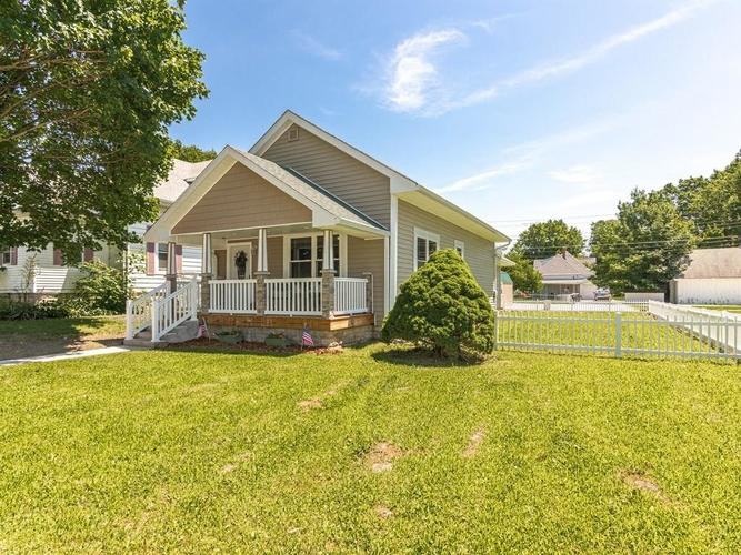 341  Columbia Avenue Tipton, IN 46072 | MLS 21650128