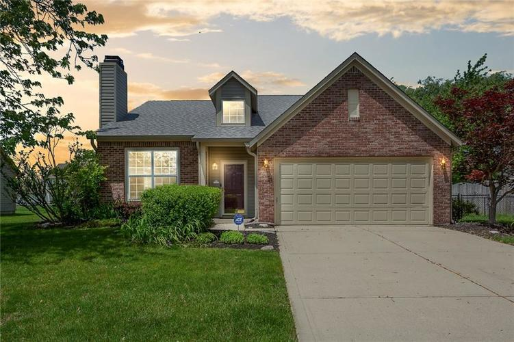 13830 Brightwater Drive Fishers, IN 46038 | MLS 21650163 | photo 1