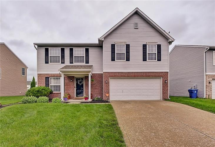 1653 Blackmore Drive Indianapolis, IN 46231   MLS 21650168   photo 1