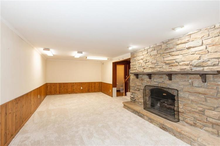 6906 JOHNSON Road Indianapolis, IN 46220 | MLS 21650235 | photo 20