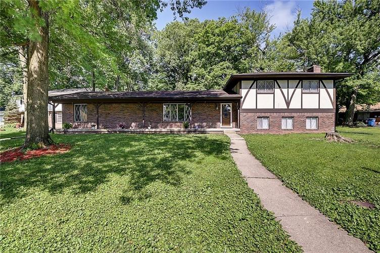 5228  Leone Place Indianapolis, IN 46226   MLS 21650292