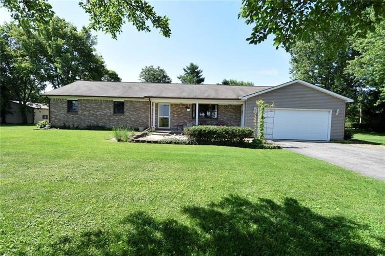 1973 W 200  Greenfield, IN 46140 | MLS 21650293