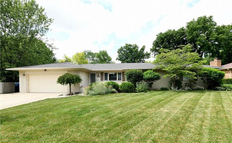 638 W RALSTON Road Indianapolis IN 46217 | MLS 21650356 | photo 1