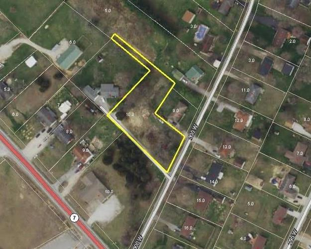 3865 N County Road 300  North Vernon, IN 47265   MLS 21650421