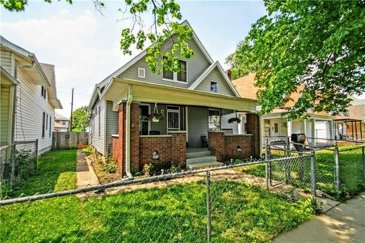 240 N Holmes Avenue Indianapolis IN 46222 | MLS 21650424 | photo 1