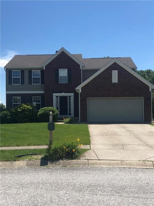 8918  Rapp Drive Indianapolis, IN 46237 | MLS 21650430