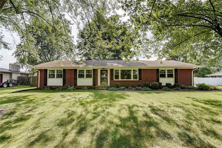 7246 Laurel Drive Indianapolis, IN 46227 | MLS 21650440 | photo 1
