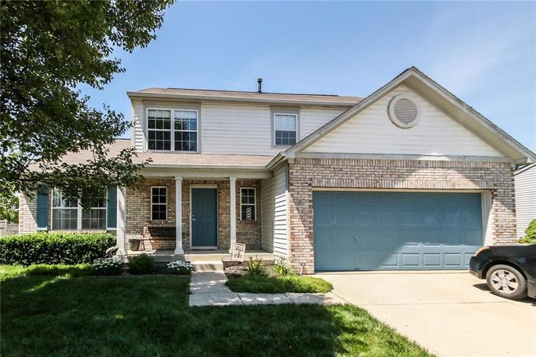 580  Reed Court Greenwood, IN 46143 | MLS 21650448