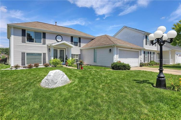 8021  Cardinal Cove Indianapolis, IN 46256 | MLS 21650568