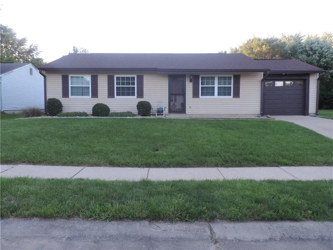 8508  New Field Circle Indianapolis, IN 46231 | MLS 21650603
