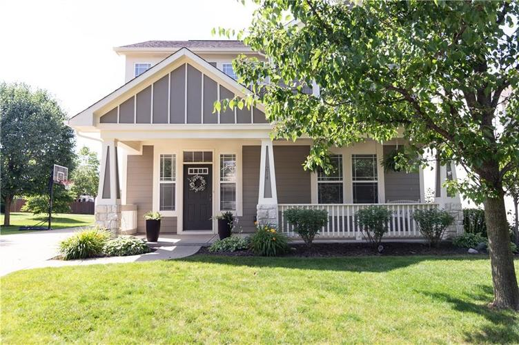 1274  OLD HERITAGE Place Greenwood, IN 46143   MLS 21650613