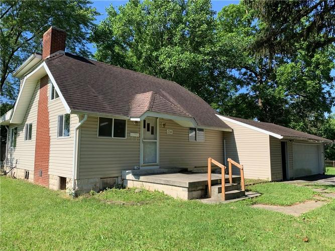 1714 E 34th Street Marion, IN 46953 | MLS 21650640
