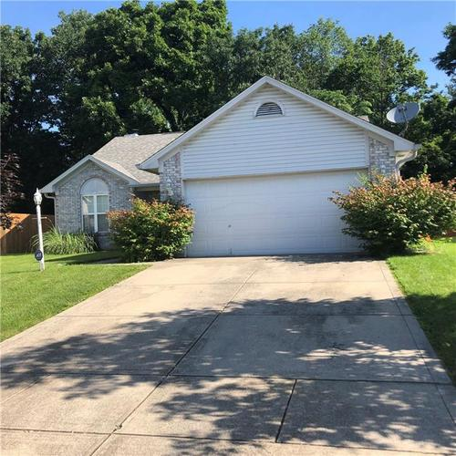 7522  Blue Willow Drive Indianapolis, IN 46239 | MLS 21650692