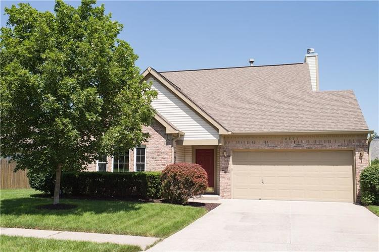 10871  Woodridge Lane Fishers, IN 46038 | MLS 21650729
