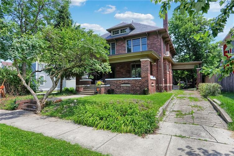 2455 Broadway Street Indianapolis, IN 46205 | MLS 21650749 | photo 1