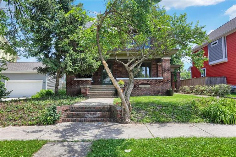 2455 Broadway Street Indianapolis, IN 46205 | MLS 21650749 | photo 2