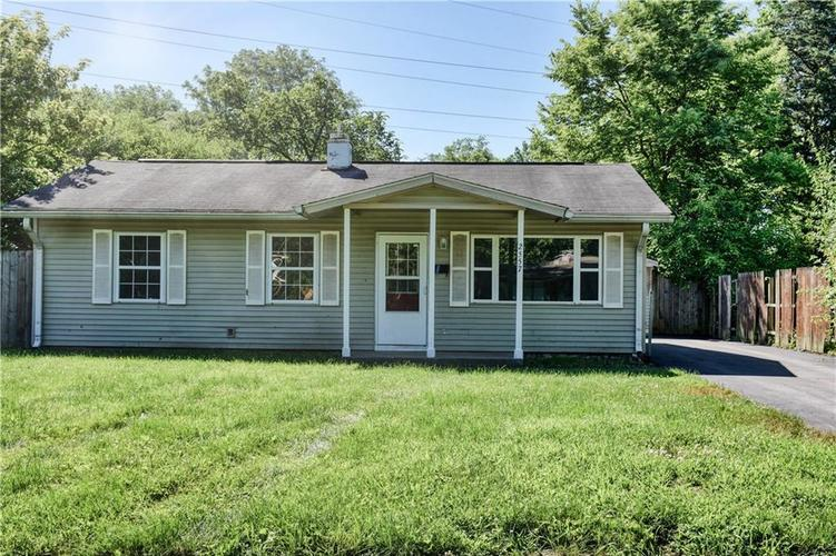 2557  EAGLEDALE Drive Indianapolis, IN 46222 | MLS 21650751