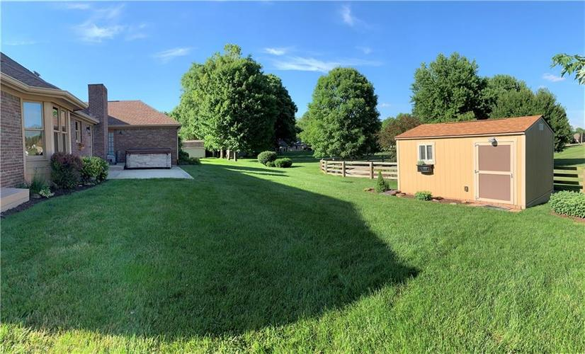 5885 Hall Road Plainfield, IN 46168 | MLS 21650800 | photo 20