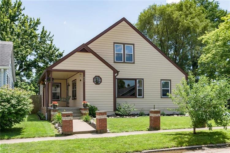 845 W North Street Greenfield, IN 46140 | MLS 21650876