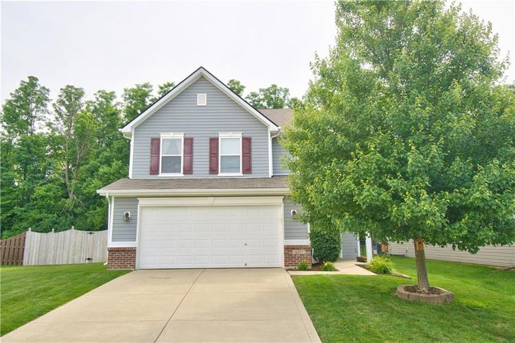 4367  Round Lake Bend Indianapolis, IN 46234 | MLS 21650885