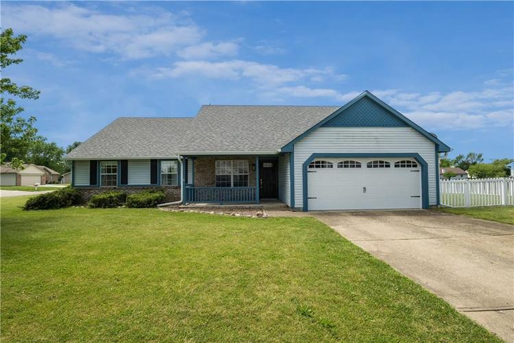 123 ROLLING RIDGE Road Shelbyville IN 46176 | MLS 21650891 | photo 1