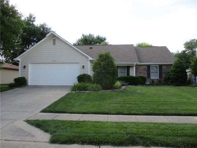 7426  Rogers Drive Indianapolis, IN 46214 | MLS 21650928