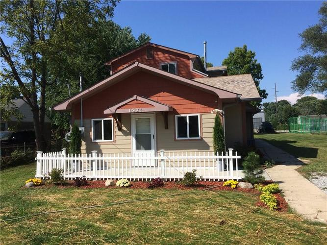 1564 E Dudley Avenue Indianapolis IN 46227 | MLS 21650936 | photo 1