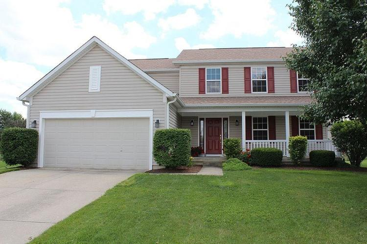 5051 Clay Creek Lane Plainfield, IN 46168 | MLS 21650958 | photo 1