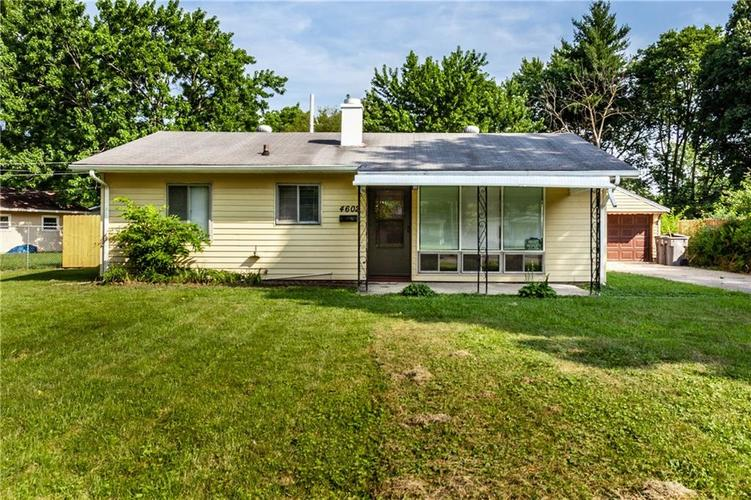 4602  THRUSH Drive Indianapolis, IN 46222 | MLS 21650965