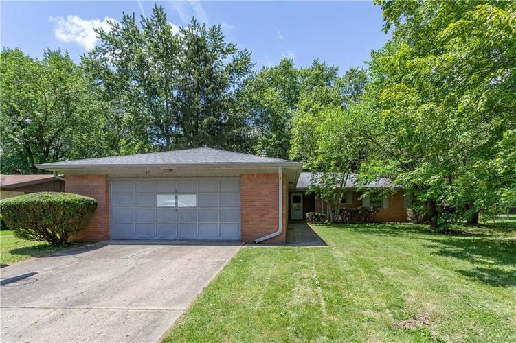 8008  Lieber Road Indianapolis, IN 46260 | MLS 21650998