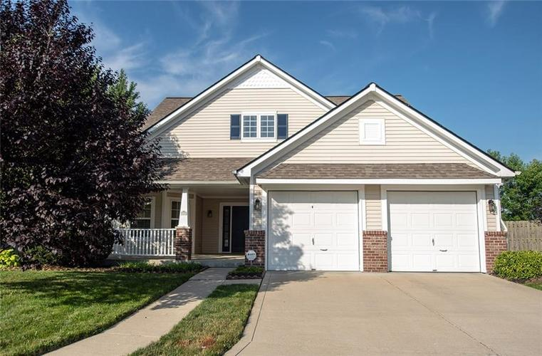11029  COWAN LAKE Court Indianapolis, IN 46235 | MLS 21651026