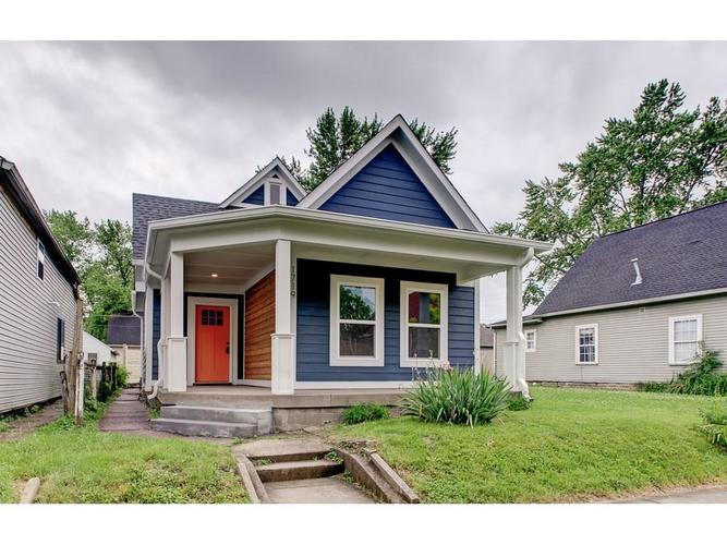 1719 Hoyt Avenue Indianapolis, IN 46203 | MLS 21651039 | photo 1