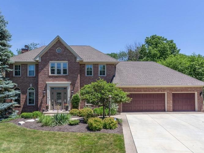 10544  Chestnut Hill Court Fishers, IN 46037 | MLS 21651040