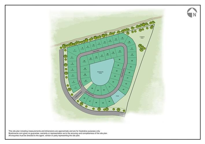 LOT 8 ZINNIA DR Plainfield, IN 46168 | MLS 21651105 | photo 1